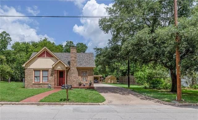 206 S Haswell Drive, Bryan, TX 77803 (MLS #21009649) :: BCS Dream Homes