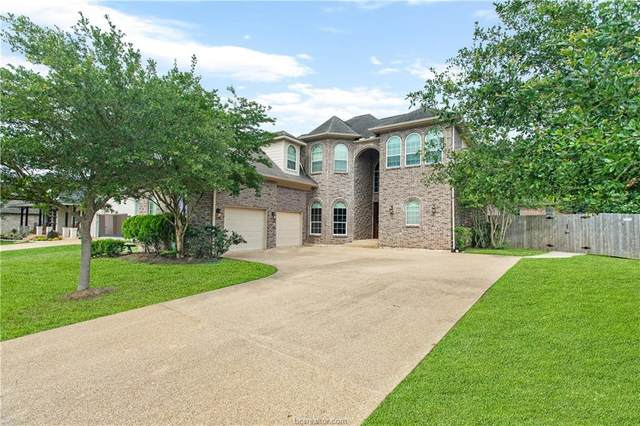 2165 Rockcliffe Loop, College Station, TX 77845 (MLS #21009667) :: NextHome Realty Solutions BCS