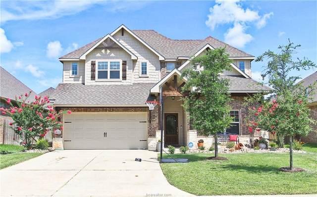 2602 Warkworth Lane, College Station, TX 77845 (MLS #21009682) :: Cherry Ruffino Team