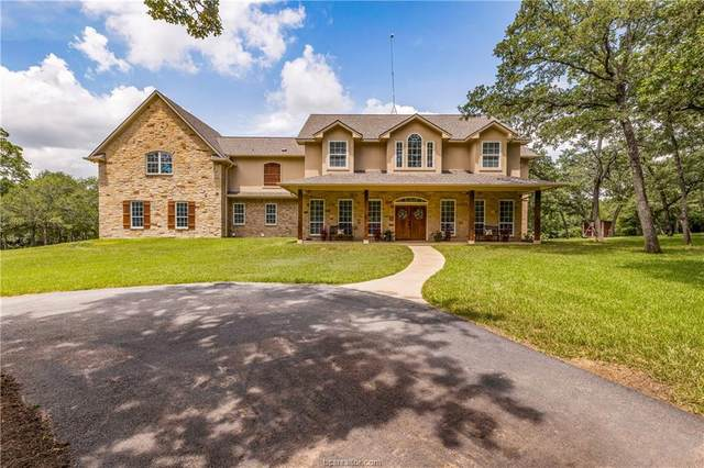5958 Blue Ridge Drive, College Station, TX 77845 (MLS #21009704) :: The Lester Group