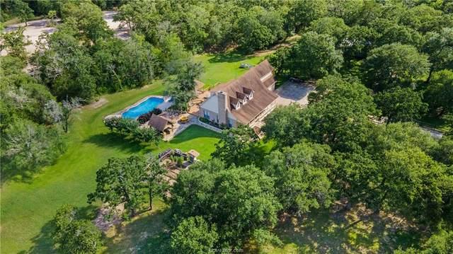 4195 Capstone Drive, College Station, TX 77845 (MLS #21009708) :: Chapman Properties Group