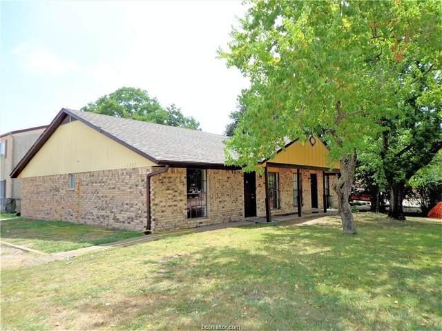 1925 Pine Tree Drive, Bryan, TX 77802 (MLS #21009735) :: RE/MAX 20/20