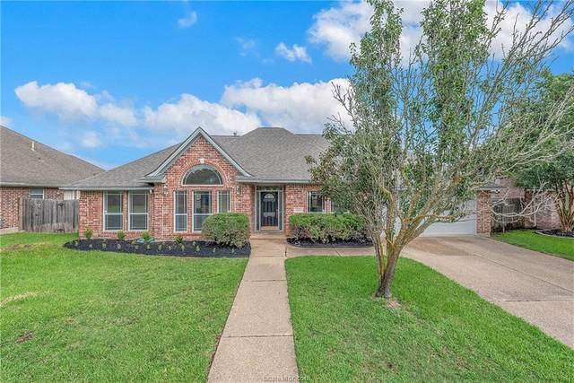 1524 Concord, College Station, TX 77845 (MLS #21009745) :: NextHome Realty Solutions BCS