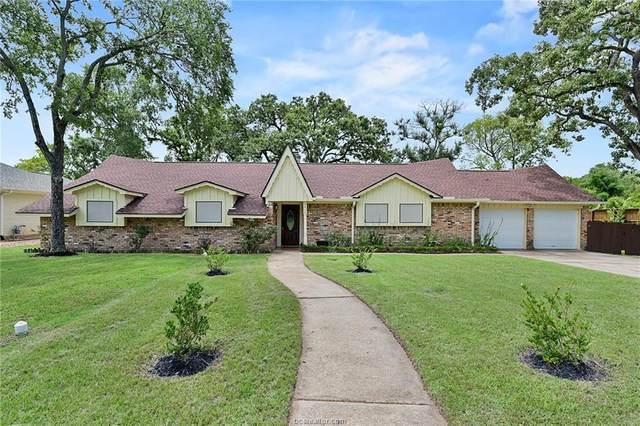 3417 Parkway Terrace, Bryan, TX 77802 (MLS #21009835) :: BCS Dream Homes