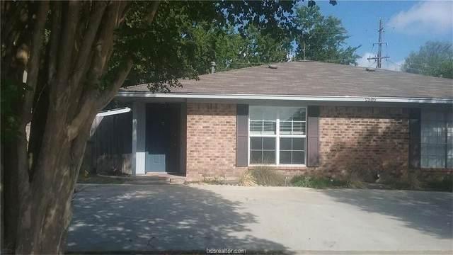 2505 Long Drive, Bryan, TX 77802 (#21009837) :: ORO Realty