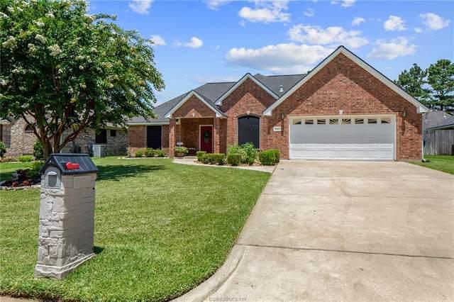 12821 Capricornus Drive, Willis, TX 77318 (MLS #21009851) :: Treehouse Real Estate