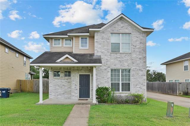 4124 Mcfarland Drive, College Station, TX 77845 (MLS #21009885) :: Treehouse Real Estate