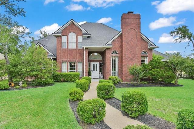 1403 Riverstone Court, College Station, TX 77845 (#21009916) :: ORO Realty