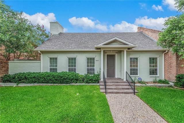 809 Dogwood Lane, Bryan, TX 77802 (MLS #21009934) :: Treehouse Real Estate