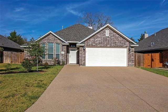 1123 White Dove Trail, College Station, TX 77845 (MLS #21009967) :: BCS Dream Homes