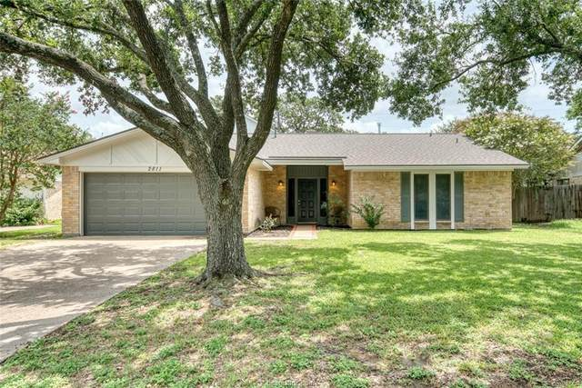 2811 Normand Drive, College Station, TX 77845 (MLS #21009976) :: NextHome Realty Solutions BCS