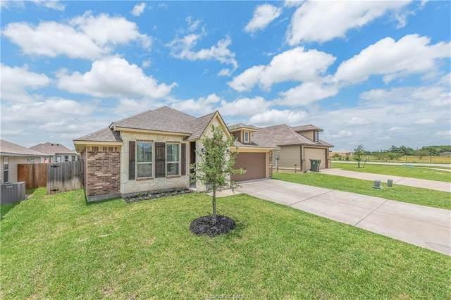 2002 Bleeker Cove, Bryan, TX 77807 (MLS #21010027) :: Treehouse Real Estate