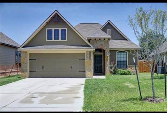215 Simi Drive, College Station, TX 77845 (MLS #21010068) :: Cherry Ruffino Team