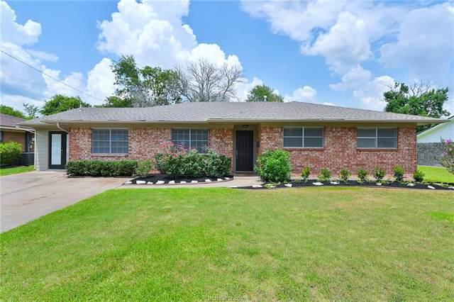 3807 Craig Street, Bryan, TX 77802 (#21010078) :: ORO Realty