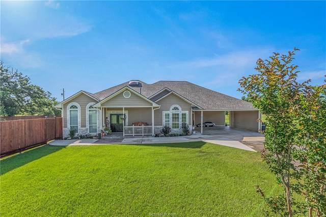 15910 Wilson Pasture Road, Bryan, TX 77808 (MLS #21010080) :: Chapman Properties Group