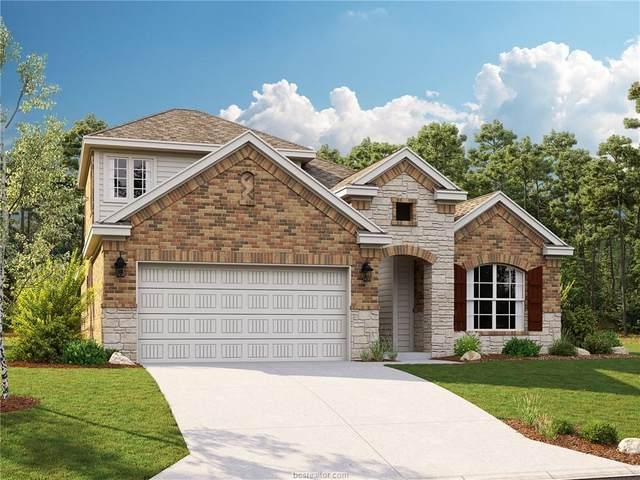5004 Maroon Creek Drive, Bryan, TX 77802 (MLS #21010086) :: Chapman Properties Group