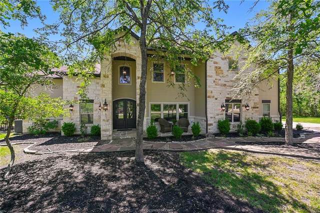3424 Toltec Trail, College Station, TX 77845 (MLS #21010089) :: NextHome Realty Solutions BCS