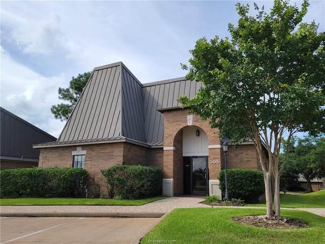 305 Arguello Drive, College Station, TX 77840 (MLS #21010090) :: BCS Dream Homes