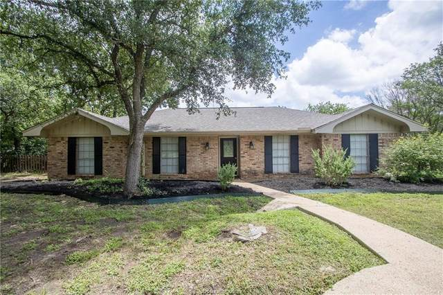 1000 Rose, College Station, TX 77840 (MLS #21010122) :: NextHome Realty Solutions BCS