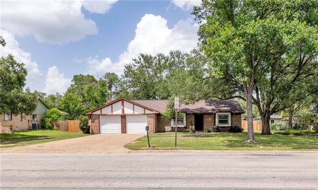 1803 Southwood Drive, College Station, TX 77840 (MLS #21010124) :: NextHome Realty Solutions BCS