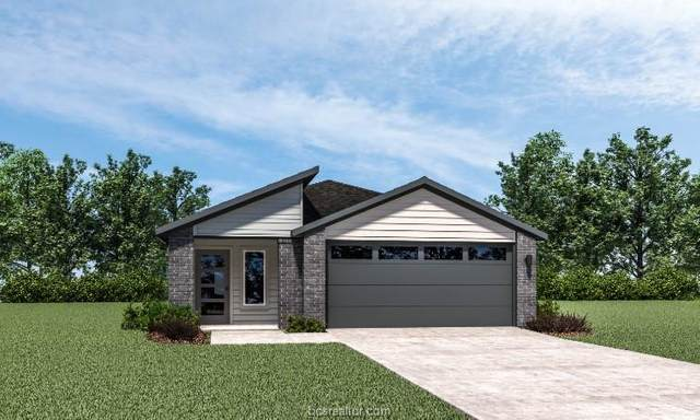 1241 Amistad Loop, College Station, TX 77845 (MLS #21010177) :: NextHome Realty Solutions BCS
