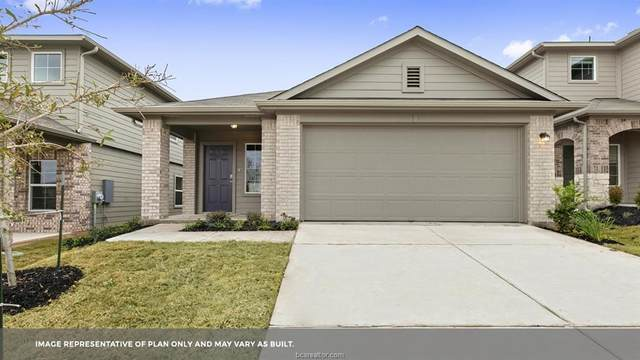 1235 Amistad Loop, College Station, TX 77845 (MLS #21010178) :: NextHome Realty Solutions BCS