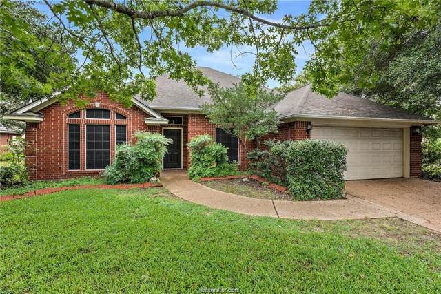 715 Hasselt Street, College Station, TX 77845 (MLS #21010205) :: The Lester Group