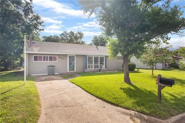 4001 Tanglewood Drive, Bryan, TX 77802 (MLS #21010208) :: My BCS Home Real Estate Group
