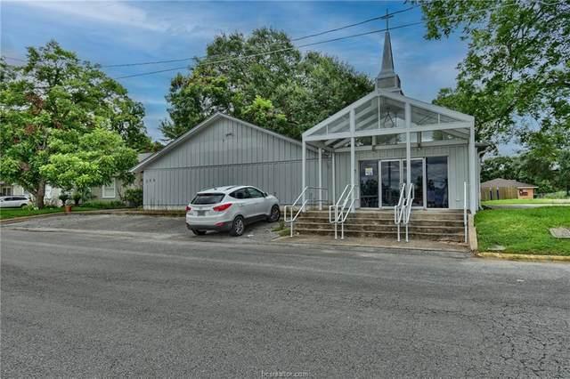 504 E Sixth Street, Brenham, TX 77833 (#21010225) :: ORO Realty