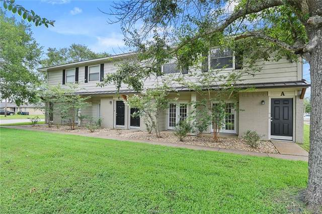 1409 Airline Drive A, College Station, TX 77845 (MLS #21010232) :: NextHome Realty Solutions BCS