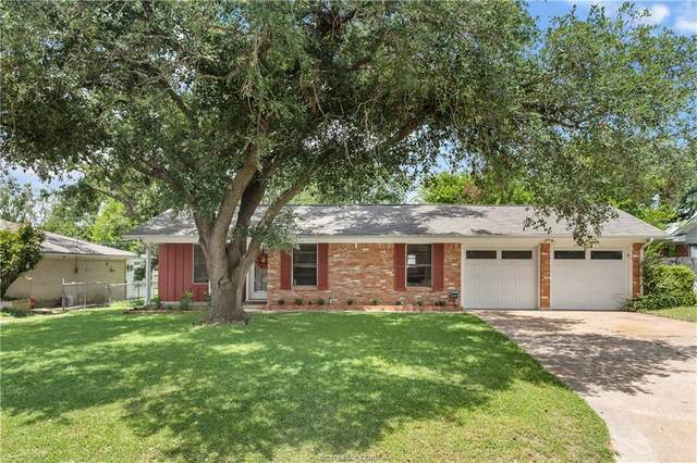 1406 Esther, Bryan, TX 77802 (MLS #21010235) :: The Lester Group