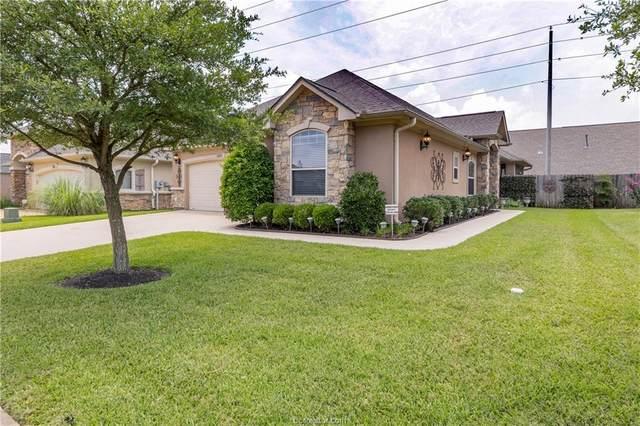 3307 Broadmoor Drive, Bryan, TX 77802 (MLS #21010238) :: RE/MAX 20/20