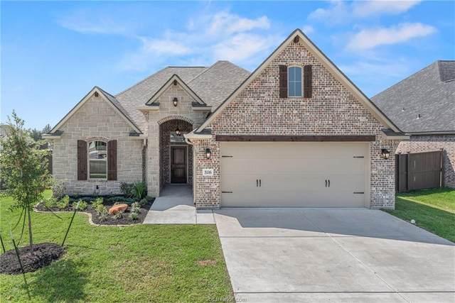 5012 Greyrock Drive, Bryan, TX 77802 (MLS #21010240) :: Chapman Properties Group