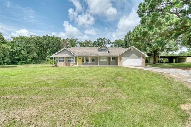 12624 Fm 39, Normangee, TX 77871 (MLS #21010250) :: The Lester Group