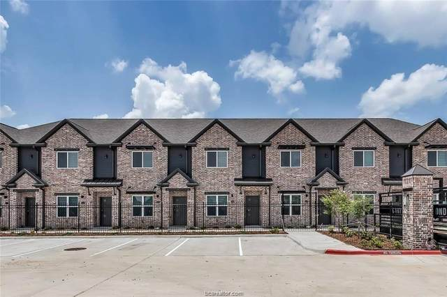 1451 Associates Avenue #103, College Station, TX 77845 (MLS #21010258) :: NextHome Realty Solutions BCS