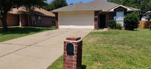 2407 Antelope Lane, College Station, TX 77845 (MLS #21010259) :: Chapman Properties Group