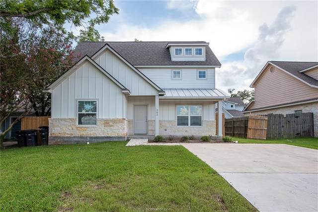 302 Holik Street, College Station, TX 77840 (MLS #21010272) :: My BCS Home Real Estate Group