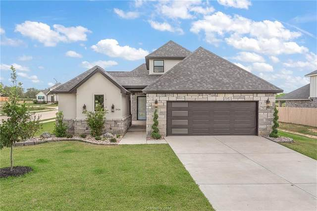 4006 Eskew Drive, College Station, TX 77845 (MLS #21010274) :: Treehouse Real Estate