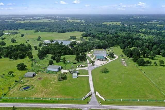 7081 Old Reliance Road, Bryan, TX 77808 (MLS #21010281) :: BCS Dream Homes
