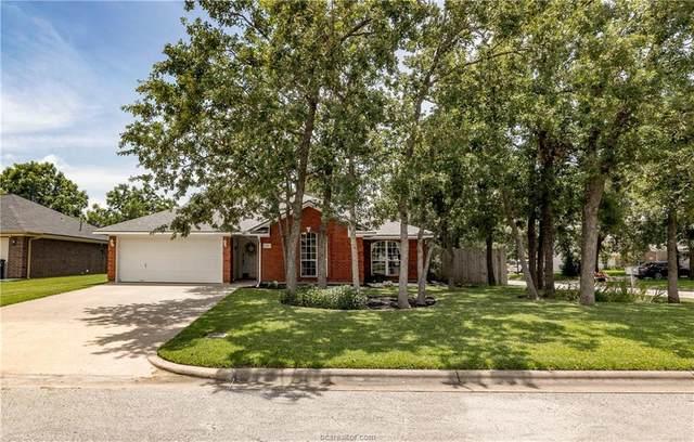 1400 Kernstown Lane, College Station, TX 77845 (MLS #21010283) :: Cherry Ruffino Team