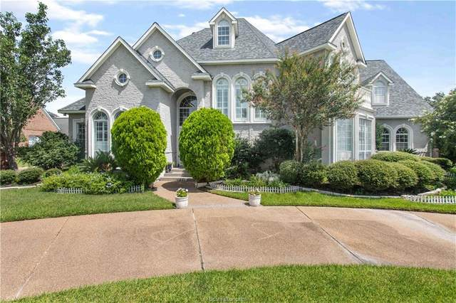 5017 Augusta Circle, College Station, TX 77845 (MLS #21010291) :: NextHome Realty Solutions BCS