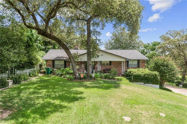 172 Golfview Drive, Hilltop Lakes, TX 77871 (MLS #21010295) :: The Lester Group