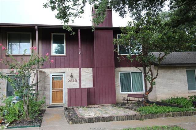 2319 De Lee Street, Bryan, TX 77802 (MLS #21010296) :: Treehouse Real Estate