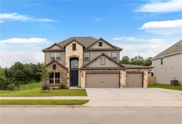 1468 Kingsgate Drive, Bryan, TX 77807 (MLS #21010297) :: Treehouse Real Estate