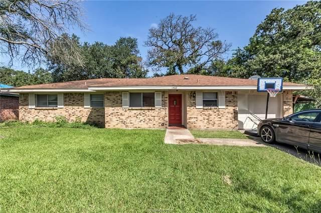 1402 Magnolia Drive, College Station, TX 77840 (MLS #21010302) :: RE/MAX 20/20
