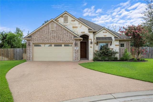 2400 Palm Court, College Station, TX 77845 (MLS #21010328) :: RE/MAX 20/20