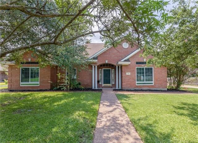 705 Honeysuckle Lane, College Station, TX 77845 (MLS #21010343) :: RE/MAX 20/20