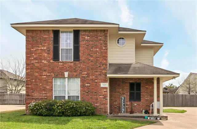 504 Thornton Court, College Station, TX 77840 (#21010346) :: ORO Realty