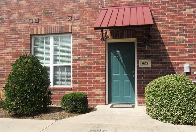 801 Luther Street #903, College Station, TX 77840 (MLS #21010353) :: RE/MAX 20/20