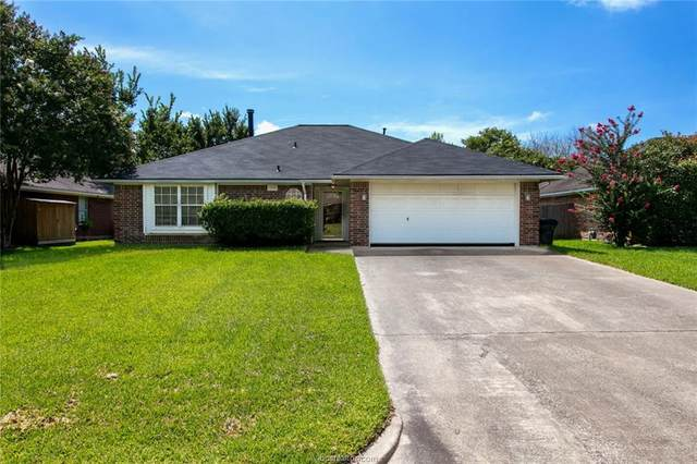 1404 Front Royal Drive, College Station, TX 77845 (MLS #21010358) :: Cherry Ruffino Team